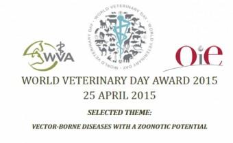 Premio Día Mundial del Veterinario