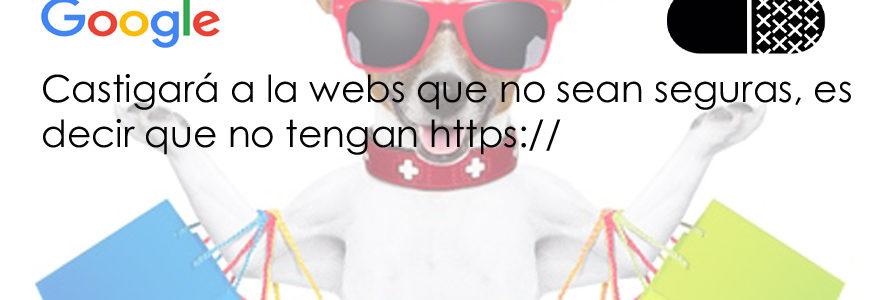 Si tienes comercio electrónico, haz que tu web sea segura